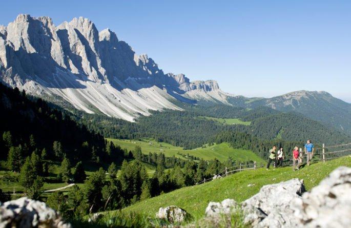 Im Villnösser Tal nach Herzenslust Wandern