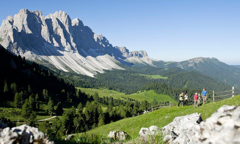 Splendide escursioni in Val di Funes