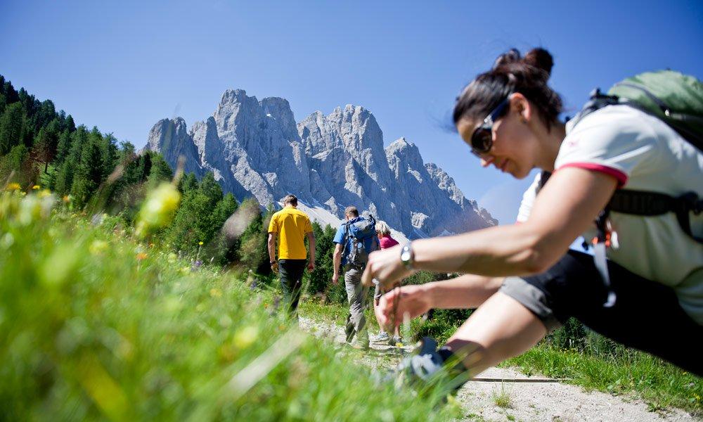 Tanti sentieri escursionistici per le vostre vacanze